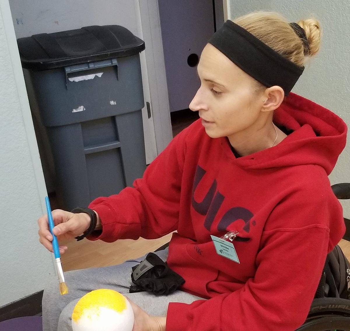 Volunteer Spotlight: Ny'Kol Dillon