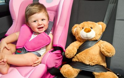 September is Child Passenger Safety Month