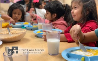 We're still here for children in crisis