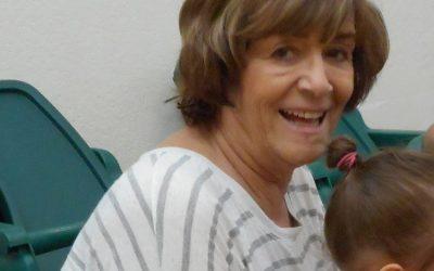 Volunteer spotlight: Kathy Jones