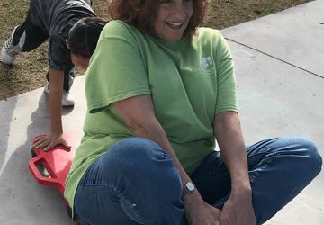 Volunteer spotlight: Gail Shapiro