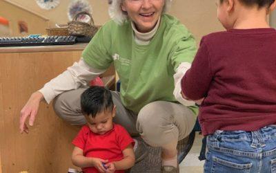 Volunteer spotlight: Jackie Forbes