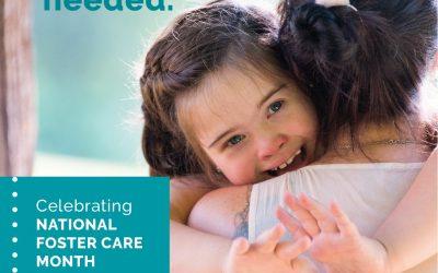 Special children, special caregivers