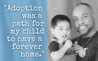 A single man finds his missing piece through adoption