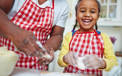 Keep your home and family safe while cooking with these tips from Safe Kids Maricopa County Program