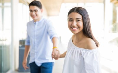 Supporting your teen through their dating years