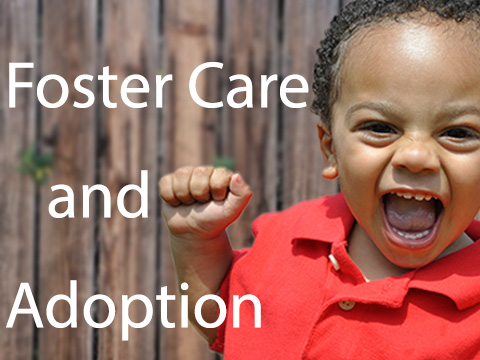 Foster Care and Adoption Services - Child Crisis Arizona
